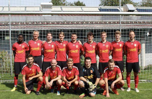 528fba0f39c0c6 TSV Hechendorf Zweite Mannschaft zahlt sich aus